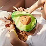 Huggable Avocado Cooling and Heating Pad