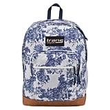 Trans by JanSport Ocean Vintage Floral Print Backpack