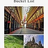 Harry Potter Travel Destinations