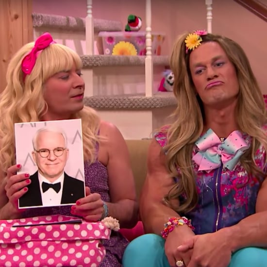 "John Cena on ""Ew!"" With Jimmy Fallon"