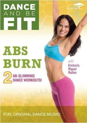 DVD Review: Dance and Be Fit — Abs Burn