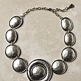 Anthropologie Lamellar Necklace ($68)