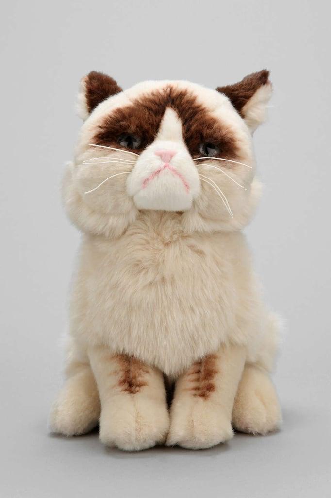 Grumpy Cat Plush Toy ($15)