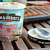 Ben & Jerry's invented cookie dough ice cream in 1984. The flavor was born out of an anonymous fan suggestion, the team got to work developing it, and the rest is history.