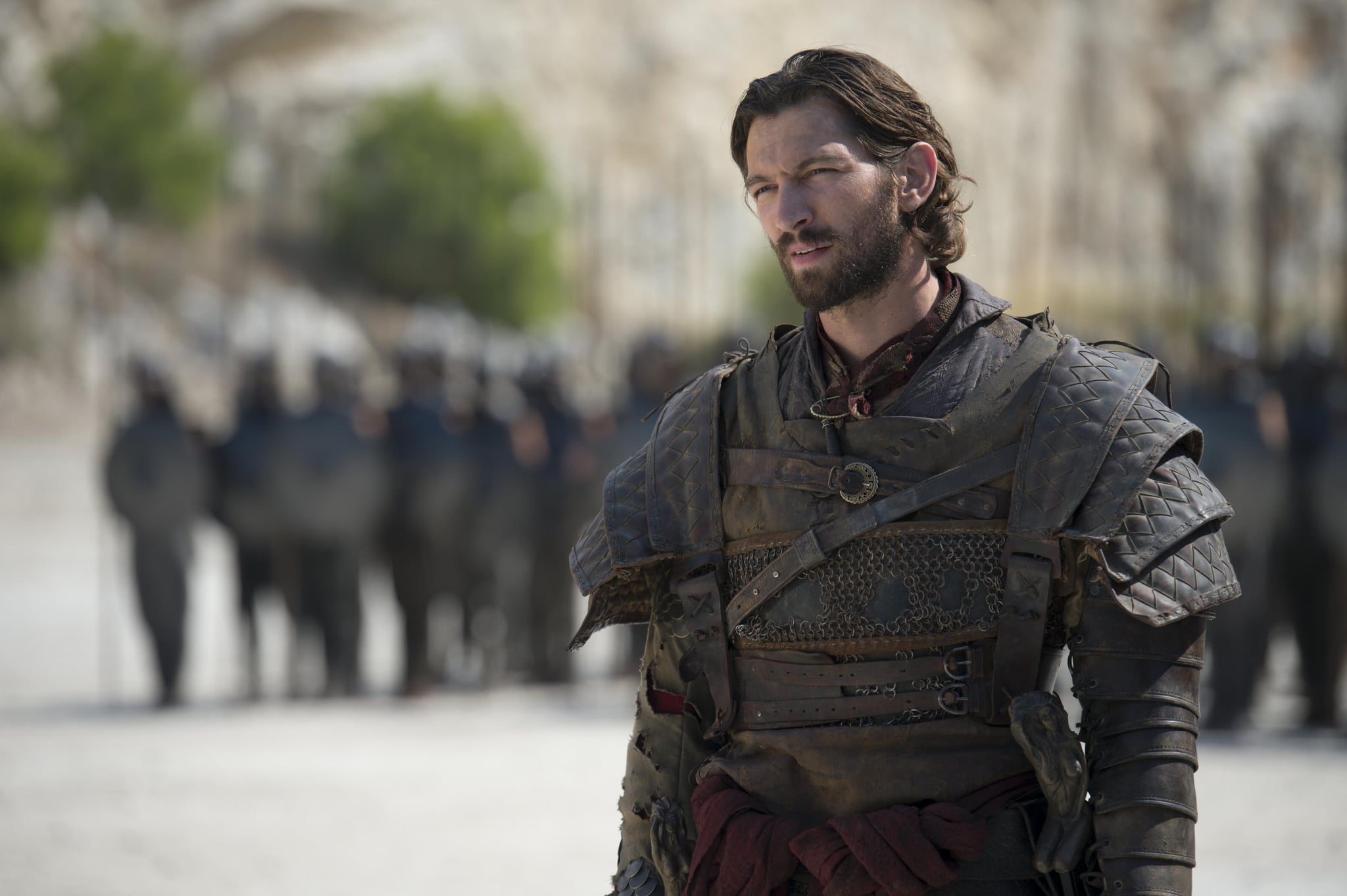 Michiel Huisman as Daario Naharis, a role that was recast.