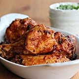 Healthy Baked Buffalo Wings