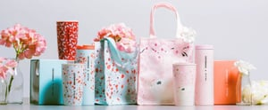 This New Starbucks Merchandise Is So Whimsical and Perfect, We Could Cry