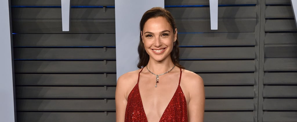 Gal Gadot Boxing Workout