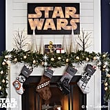 Star Wars Holiday Stockings From Pottery Barn Kids 2018