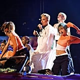 Pink at the 2017 MTV VMAs