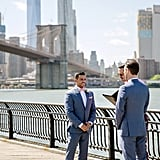 Dumbo, Brooklyn Wedding With a View