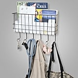 Balhi Wall Mail Organiser With Wall Baskets