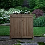 Ergogarden Deck Box and Elevated Planter