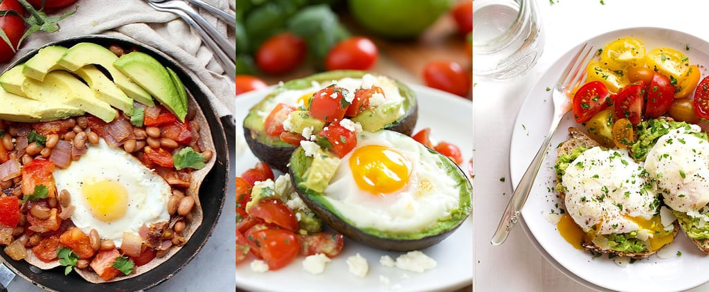 15 Recipes That Combine Avocados and Eggs For the Greatest Breakfast Ever