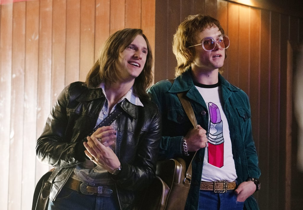 Exactly How Many Wigs It Took to Create the Looks For Rocketman
