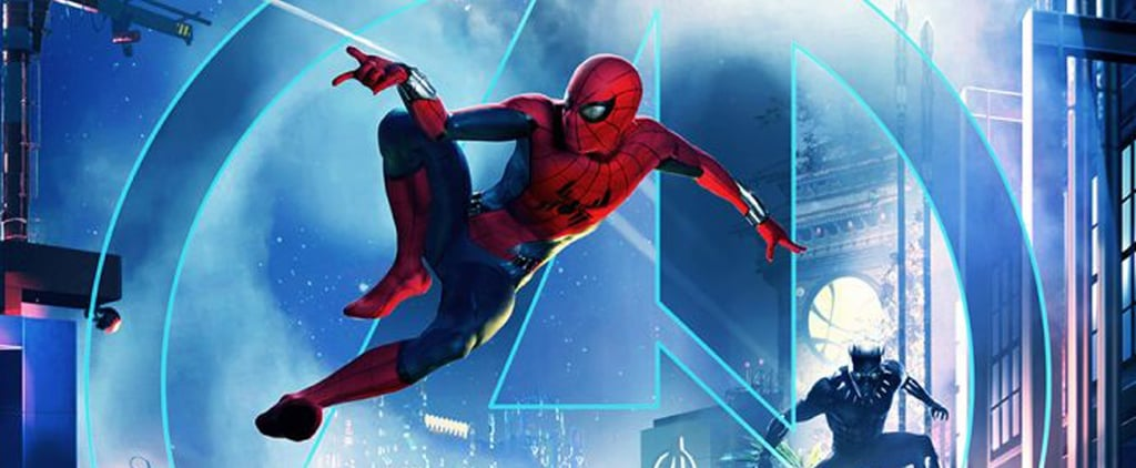Say Goodbye to Disneyland's A Bug's Land, and Hello to Marvel's Super Hero Universe!