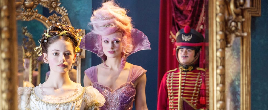 The Nutcracker and the Four Realms Hairstyles