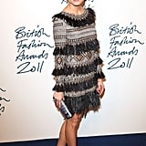 Giambattista Valli at the British Fashion Awards in 2011.