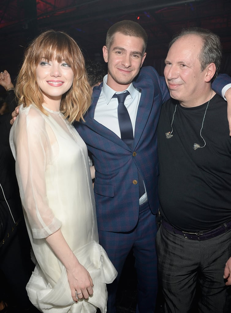 Emma Stone at the New York Afterparty For The Amazing Spider-Man 2