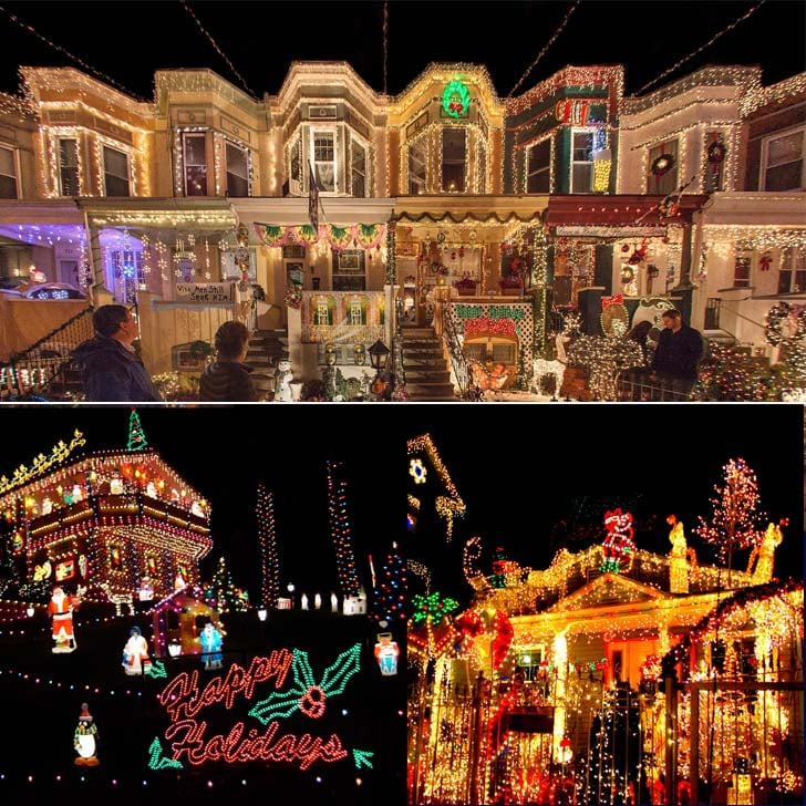 the most decorated christmas homes in america - Best Christmas Decorated Houses