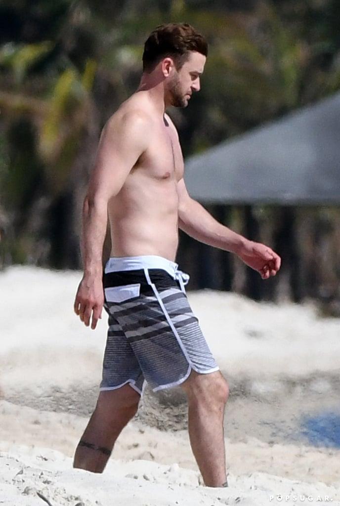 Justin Timberlake Body 2016