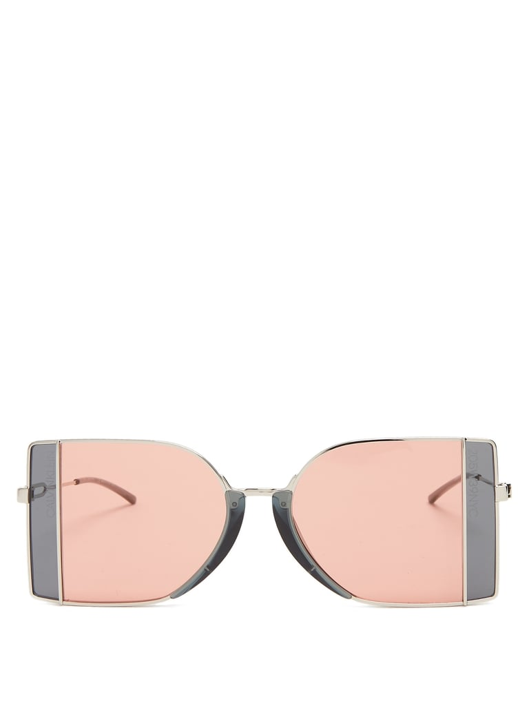 Calvin Klein Metal Sunglasses