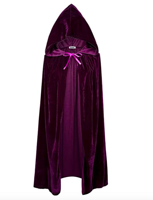 VGLOOK Kids Hooded Cloak Cape - Purple