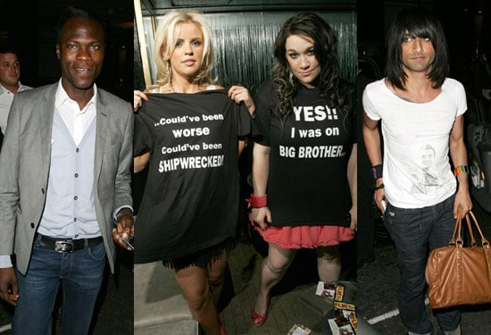Photos of Ex Big Brother Housemates Including Brian Belo, Rebecca Shiner, Stephanie McMichael, Billi Bhatti at BB10 Launch Party