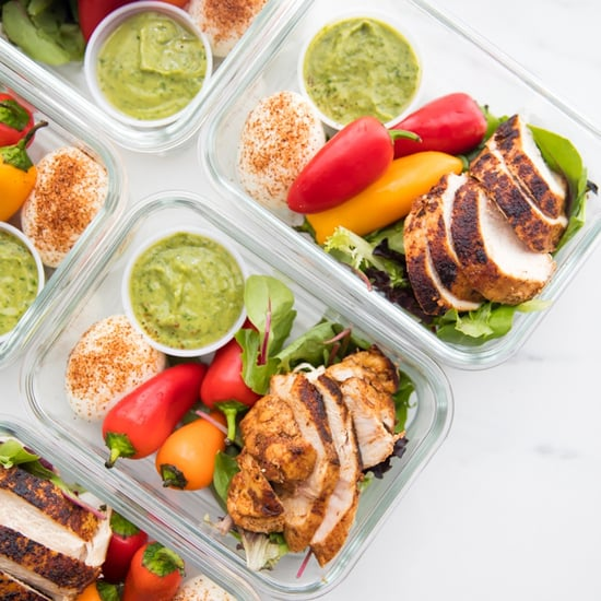 Low-Carb Chicken Meal Prep Ideas