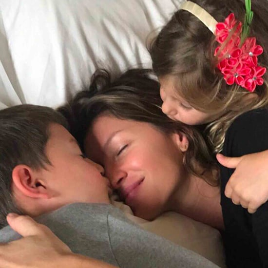 Photos of Gisele Bündchen With Her Kids