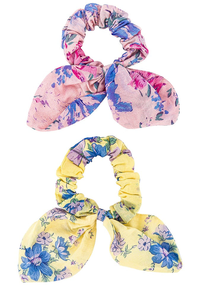 LoveShackFancy Barefoot in the Sand Scrunchies
