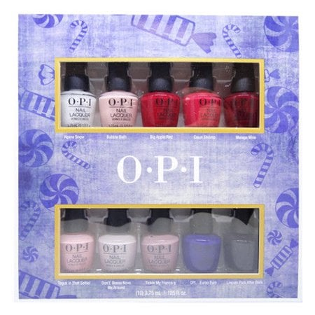 OPI Mini The Nutcracker Collection Holiday 2018 Nail Lacquer Set