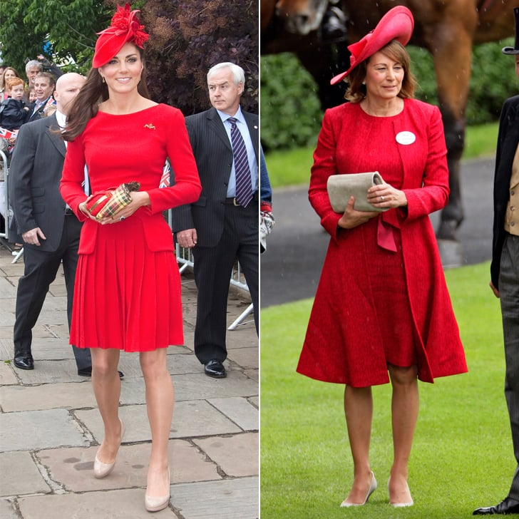A Bright Red Ensemble Complemented by Neutral Pumps