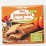 Trader Joe's Pumpkin Cereal Bars ($2)