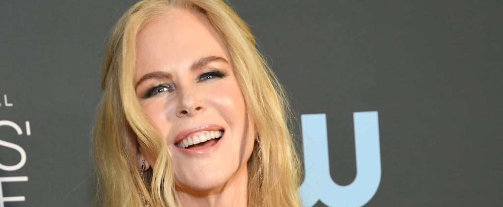 Nicole Kidman Beauty Look at Critics' Choice Awards