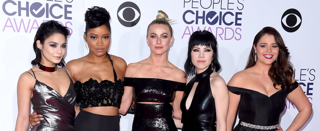 Grease Live Cast at the People's Choice Awards 2016