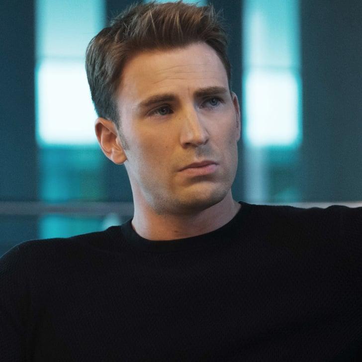 Captain America Hair