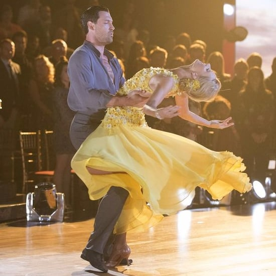 Heather Morris Waltzes on Dancing With the Stars