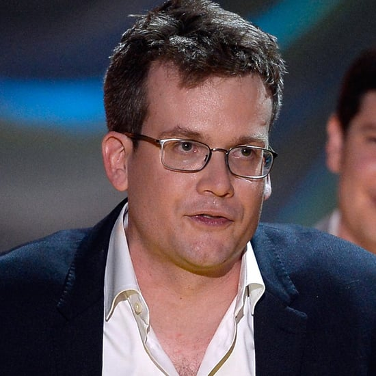 John Green Could Not Be Happier to Win an MTV Movie Award