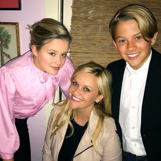 Reese Witherspoon With Ava and Deacon on Her 41st Birthday