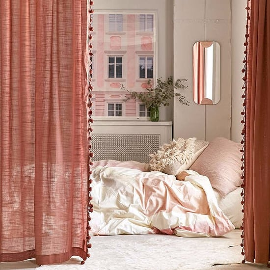 Buy Curtains to Refresh a Room