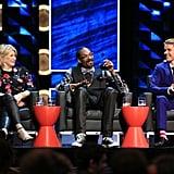 Martha Stewart, Snoop Dogg, and Justin Bieber
