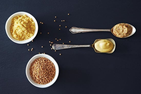 How to Use Up Any Amount of Mustard