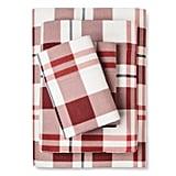 Threshold Flannel Sheet Set ($19, originally $27)