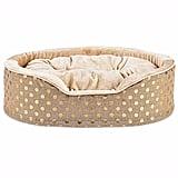 Harmony Gold Orthopedic Cuddler Dog Bed ($70)