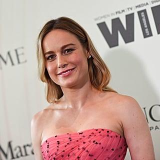 Brie Larson No Makeup