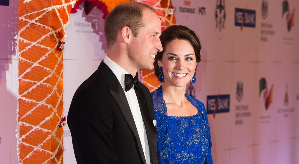 Kate Middleton and Prince William Meet Biggest Fan in India