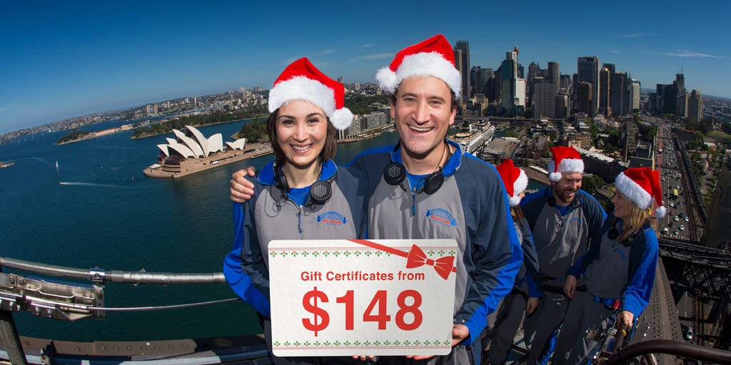Sydney Harbour Bridge Climb From 148 Good Christmas Presents And Gift Ideas For Your Dad Popsugar Celebrity Australia Photo 26