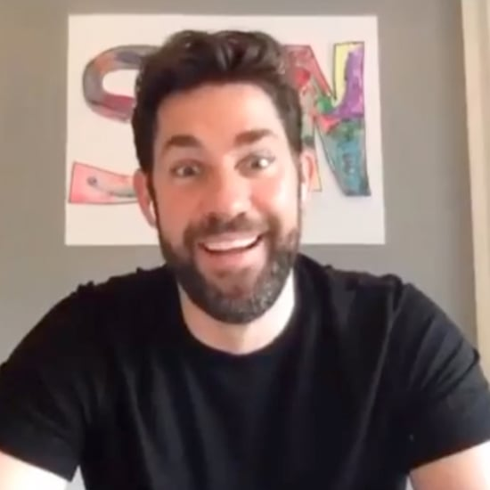 John Krasinski Pranked Jenna Fischer on The Office Set