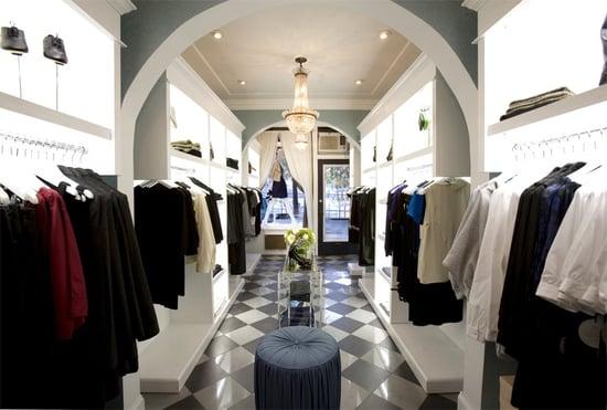 Retail: Pas de Deux Interior